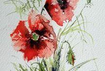 Watercolor_Flowers