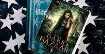 The Dark Bazaar / Inspiration board for Melanie Karsak's The Dark Bazaar. Now available: http://amzn.to/2xL619H