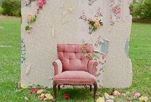 Montajes y decoración / Ideas para que tu boda sea tan mágica como en tus sueños. / by Revista Nupcias