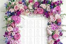 Flores / ¿Qué sería de una boda sin arreglos florales, centros de mesa y ramos? / by Revista Nupcias