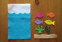 Arts/Crafts for kids / by Jennifer Lind