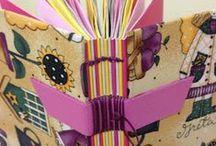 KIKA FLORENCE - meus trabalhos / Aqui exponho alguns de meus trabalhos em encadernação artística e cartonagem.