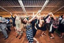 Dance Moves / Dance parties at Night Music celebrations,