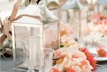 Wedding | Lanterns  / Lighting of any form is what creates mood and atmosphere at any event. Lanterns are a great and cheap way to add a decorative touch to your wedding design. Here are a few ideas to get you started...