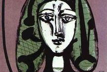 Picasso Faces / by Eileen Anne