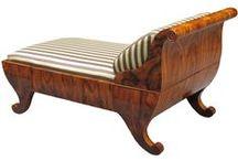 Biedermeier Furniture / 1820-1845