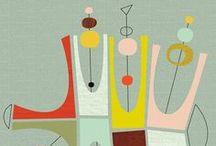 Mid Century Illustration / Illustration 1940-1965