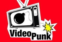 VideoPunk - Portfolio / Portfolio. Trabalhos realizados pela Video Punk.