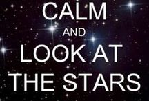 KEEP CALM and ...⭐️⭐️⭐️ / by st A rs