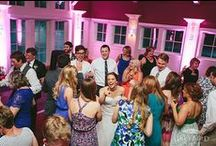 Columbus Weddings with Night Music / Featured weddings in the Columbus Area.