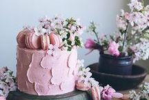 Pasteles y postres / Ideas originales de pasteles, mesas de postres, cupcakes y todo lo que tenga que ver con dulce. / by Revista Nupcias