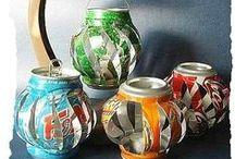 Idées recyclage / Réutilisation d'objets et emballages