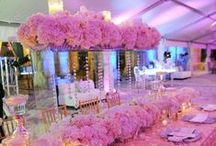 "Statement Wedding Table Centrepieces / Statement wedding table centrepieces that make you look & make you stare - ""wow"""