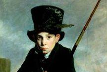 1750-1850 Portraits : children