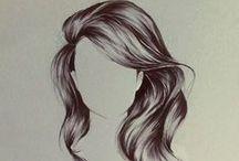 Hair style* / Hair style*