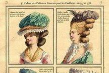 Fashion 1750-1790
