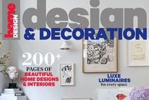 Niche PR front covers for clients / PR exclusively for professional interior designers in UK and beyond