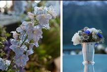 Blue Wedding Inspiration / Blue Blue Blue - Wedding inspiration