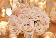 Blush, Peach & Gold / Pinky Peachy Goldy Dreamy - Wedding Inspiration