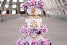 Lilac and Gold inspiration