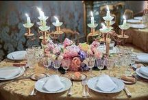 Gold Gold Gold! / Gorgeous Gold Wedding Ideas