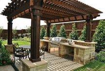 OUTDOOR CHILL SPACES / by Marilyn G Russell