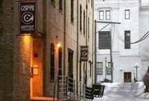 Live Here! Lowertown Lofts Artist Co-op / 255 Kellogg Blvd East  Lowertown Saint Paul, MN 55101