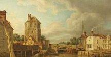 Watercolours 18th Century