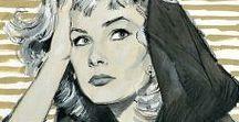 retro illustration: Coby Whitmore