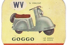 Nostalgia / PAULIG COLLECTOR CARDS 1953–