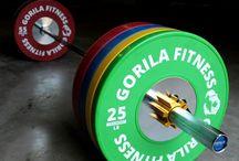 Gorila Fitness / Crossfit, Weightlifting, Strongman Equipment. Gorilafitness.ca