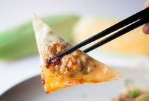 Asian Recipes / Got a craving for Asian food? Browse our Asian recipes section, and let RecipeChart.com's community of food bloggers show you delectable dishes from several Asian cuisines: Chinese, Thai, Japanese, Vietnamese, Filipino, Korean, Polynesian and more.