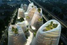 Architecture et paysages : )