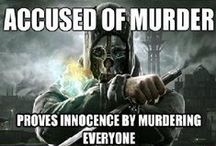 Games / Bioshock, Assassins Creed, Dishonored, The Wolf Among Us, The Last of Us, Etc.