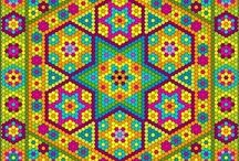 Hexagon Quilts / by Victoria Mansfield