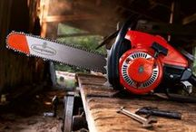 Beauty of Chainsaws / A board about everything chainsaws. Their design, the nature surrounding them, unique and collectible chainsaws. You name it, it's here.