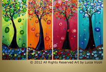 4 seasons / by Victoria Mansfield