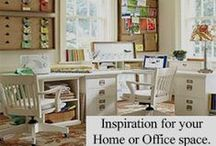 The Fine Life Home & Office Decor / Everything else that makes life fine. Whether at home or at work! Inspiration for how to make the most out of your space. Perfect for home-based offices.
