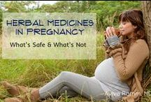 >> HERBAL REMEDIES << / Remedies for pregnancy, birthing and beyond.