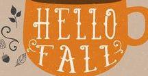 Filofaxing - Herbst / Inspirationen für Dekorationen und Setups im Herbst