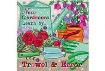 Quotes on Gardening / A collection of my favourite gardening quotes to inspire!