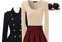 beauty * outfits