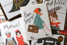 Postcard Design / Collection of the best postcards design