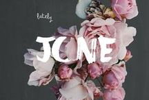 Floral Graphic Design / Graphic Design trend incorporating floral elements into. Be inspired by graphic designers using flowers, blossoms or botanical illustrations with their design. Follow and find inspiration.