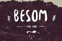 Free & Premium Fonts / The Collection of free and premium fonts I love. Follow this board if you want to stay informed about the latest trends in fonts or you only enjoy free fonts. Start building your font collection now!