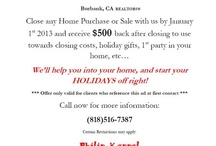 Los Angeles Real Estate Promotions