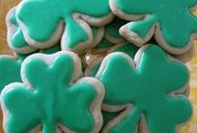 St. Patrick's Day Gluten Free Style / Celebrate St. Patrick's Day with some gluten free recipes, drinks, food & just fun ideas.  Everyone is Irish on St. Patty's Day but not everyone is gluten free:)
