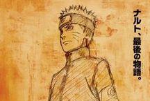 Naruto Shippuden / by Ana