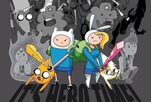 Adventure Time / by Ana