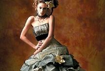 Non conventional Wedding Dress